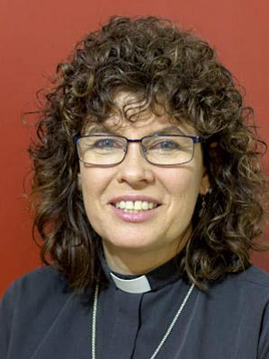 The Reverend Sue Wilton