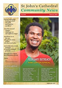 Image of front cover of CCNews February 2018 edition